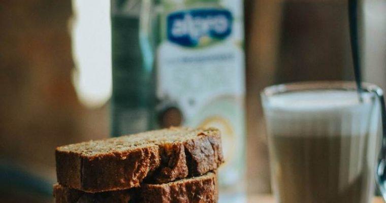Dairy free, gluten free banana bread
